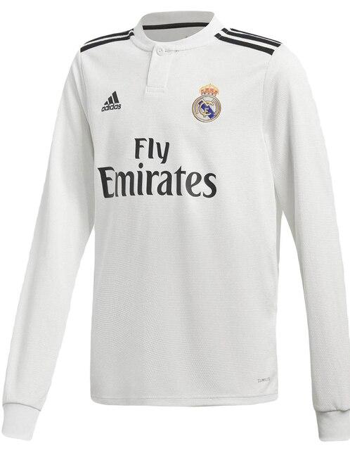 Jersey Adidas Club Real Madrid Réplica Local para niño ba286713f4d71
