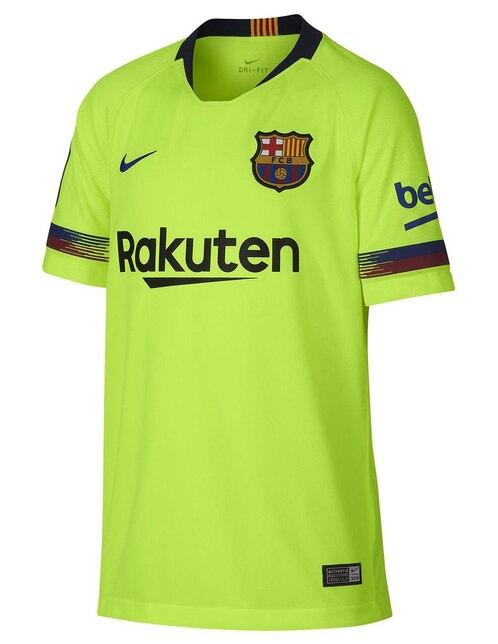 a2d217c8c Jersey Nike FC Barcelona Réplica Visitante para niño