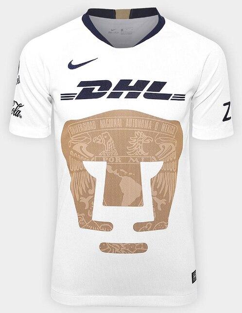 Jersey Nike Pumas de la UNAM Réplica Local para niño 6341e9c669c