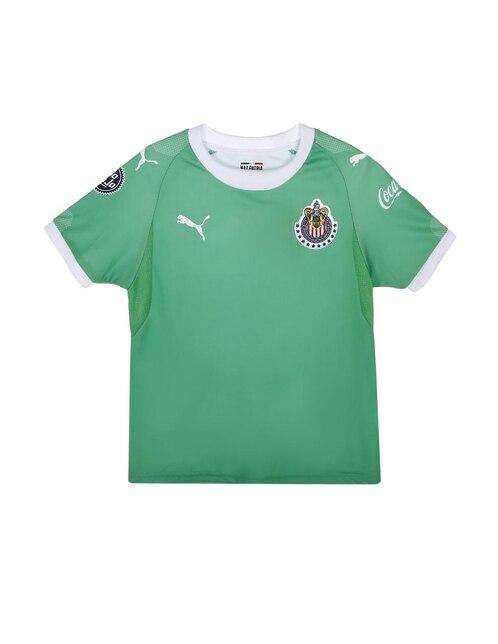 Vista Rápida. Jersey Puma Réplica Chivas de Guadalajara Portero para niño 0ea3b36150e20