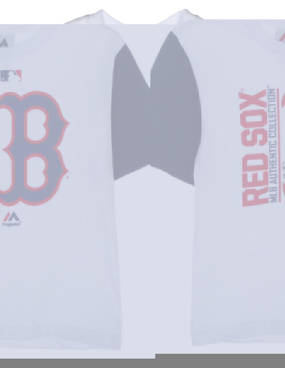 Playera MLB Boston Red Sox para niño Precio Sugerido 659f12e8cbf