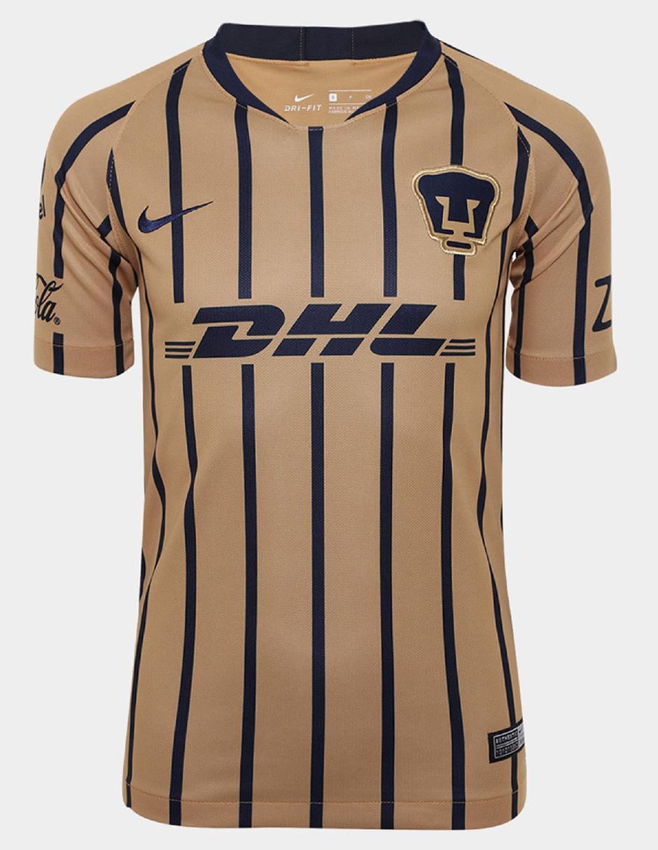 b90ee942afdb1 Jersey Nike Pumas de la UNAM Réplica Visitante para niño