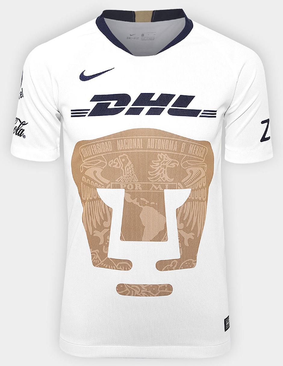 Jersey Nike Pumas de la UNAM Réplica Local para niño a8bb5bf4863