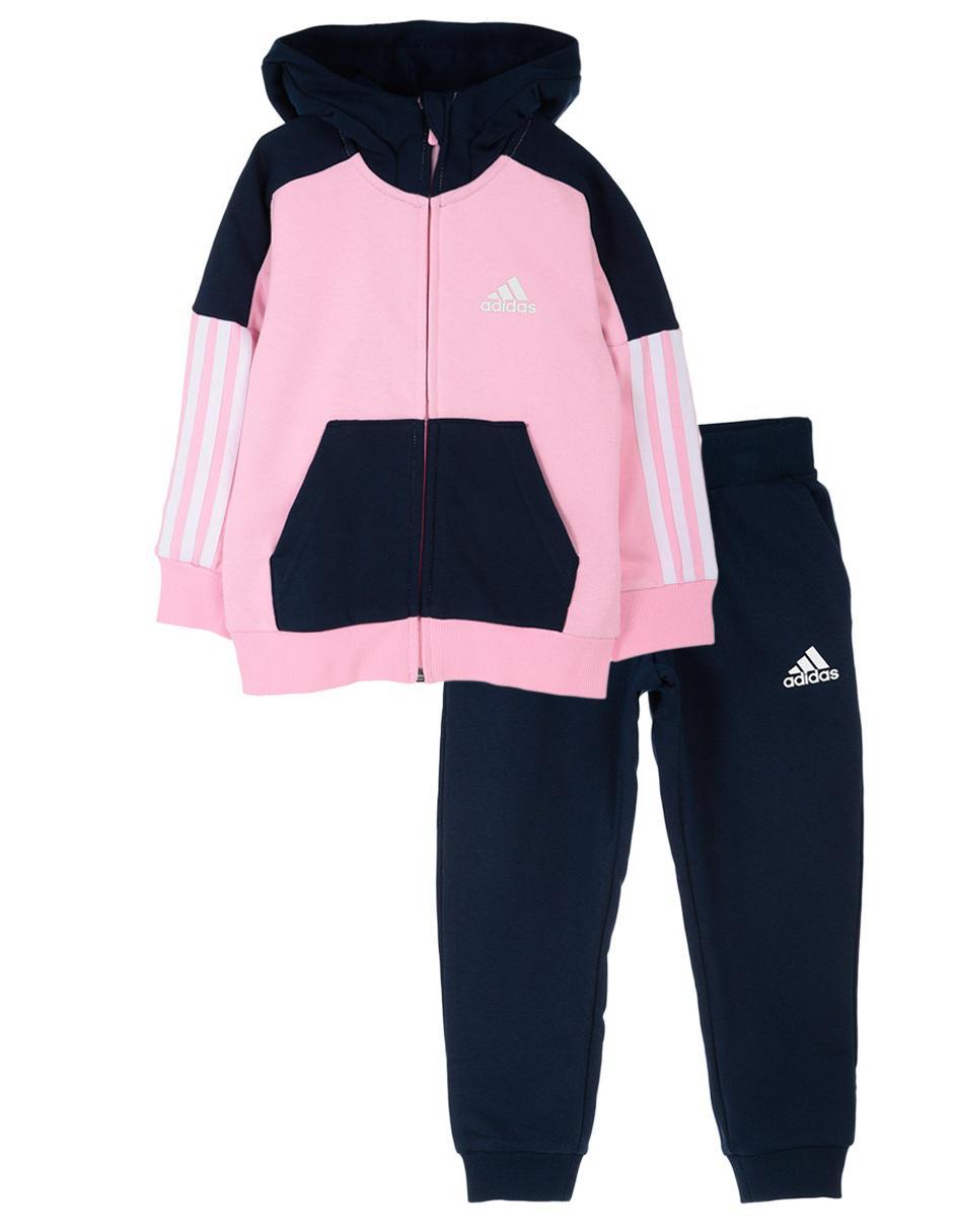 388c6b9f5f Conjunto deportivo Adidas para niña Precio Lista